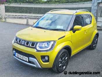 Motoring review: Suzuki Ignis is a small car with big ideas - Dublin Gazette