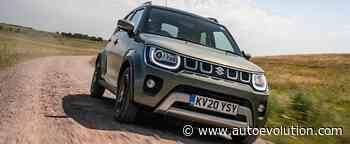 "2021 Suzuki Ignis Facelift Detailed for the UK with ""Enhanced Hybrid Powertrain"" - autoevolution"