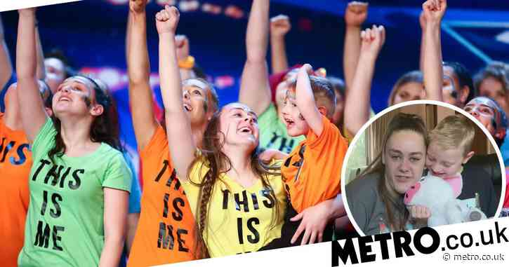 BGT's Sign With Us star Christian, 5, target of online abuse as sister Jade aims to spread positive message in semi-final