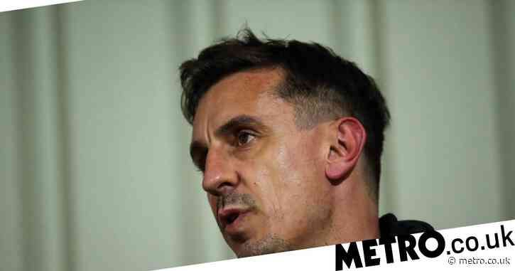 Gary Neville rates Manchester United's Premier League title hopes