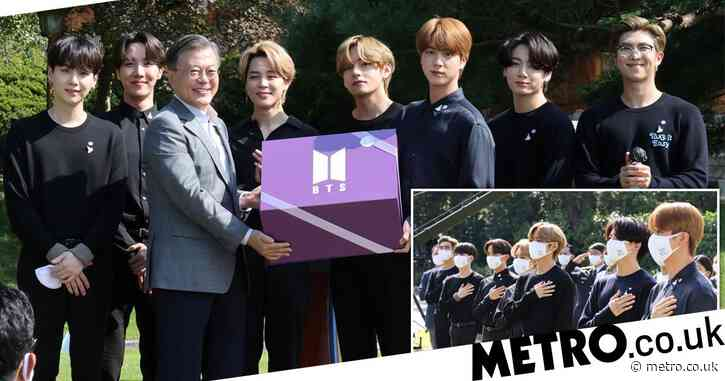 BTS share empowering message about lifting each other through hard times at Youth Day ceremony