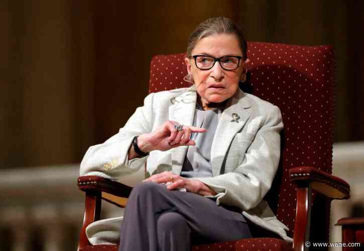 Justice Ginsburg's 'fervent' last wish was to 'not be replaced until a new president is installed,' report says