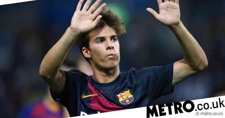 Ronald Koeman tells Riqui Puig he is not in his Barcelona plans and should seek transfer