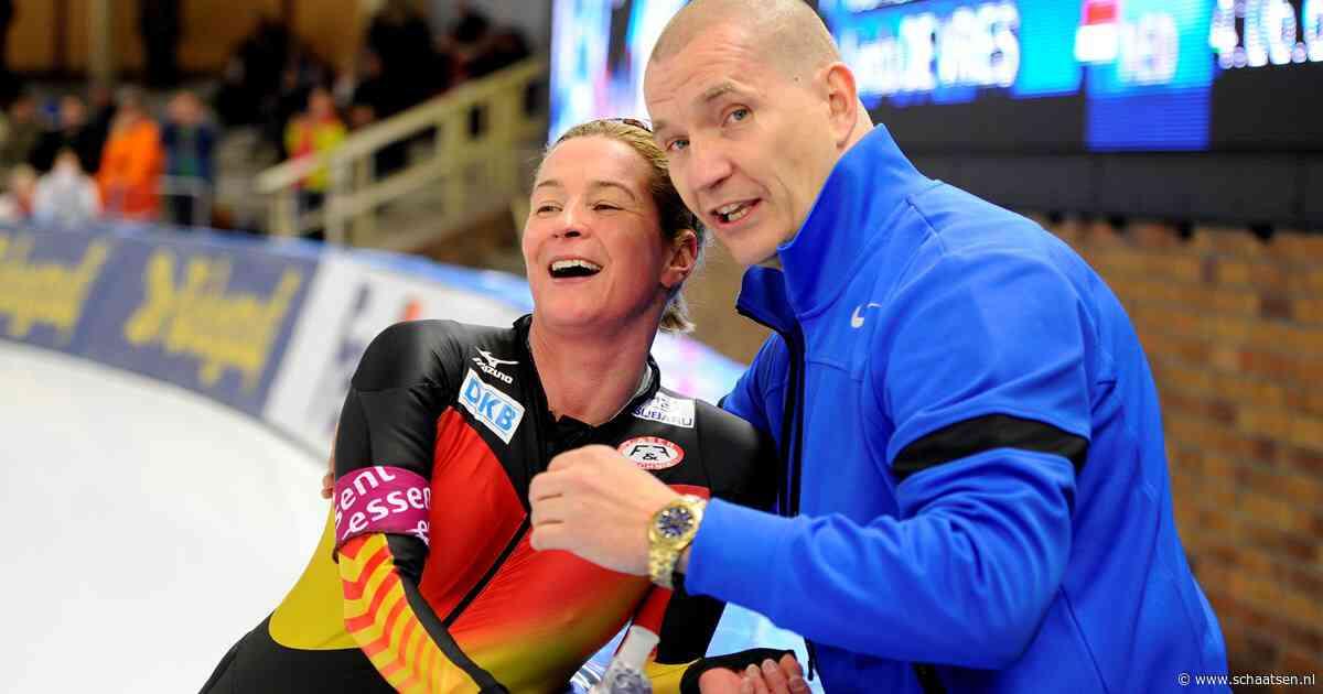 Mathias Große verkozen tot president Duitse schaatsbond