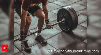 Gym support straps for deadlift, weightlifting, powerlifting and more - Times of India - Times of India