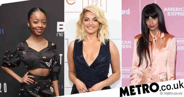 Jameela Jamil, Skai Jackson and Bebe Rexha react to LA earthquake as they check in on fans