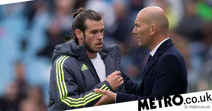 Real Madrid boss Zinedine Zidane wishes 'spectacular' Gareth Bale well ahead of Tottenham move