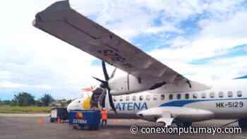 Aeropuertos de Puerto Asís y Villagarzón ya preparan su reapertura en los próximos días - Conexión Putumayo