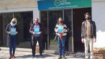 Ituzaingo: entrega de material del Programa Tiempo de Crear - Diario Anticipos