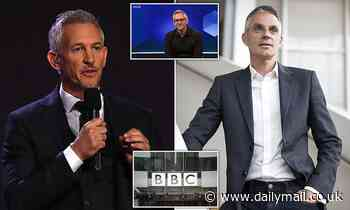 'The BBC trust me': Gary Lineker denies being told to censor his social media