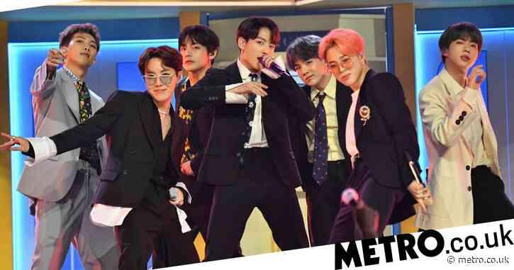 BTS are TikTok's most-followed Korean stars as they smash 20 million followers