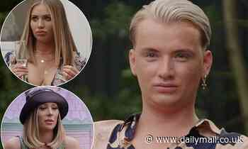 TOWIE's Harry Derbidge creates conflict between Demi Sims and Amy Childs over maid of honour duties