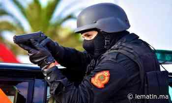 Des policiers à Mehdia contraints d'user de leurs armes de service - LE MATiN