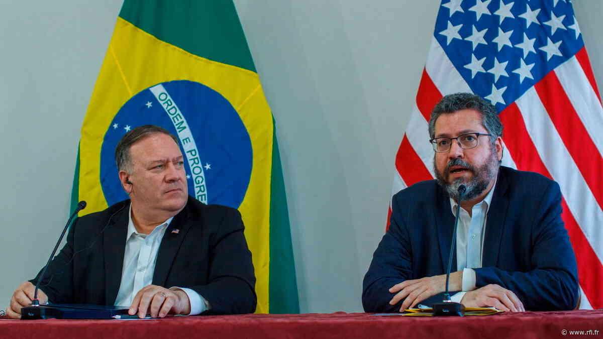 Venezuela: nouvelle passe d'armes entre les États-Unis et Caracas - RFI