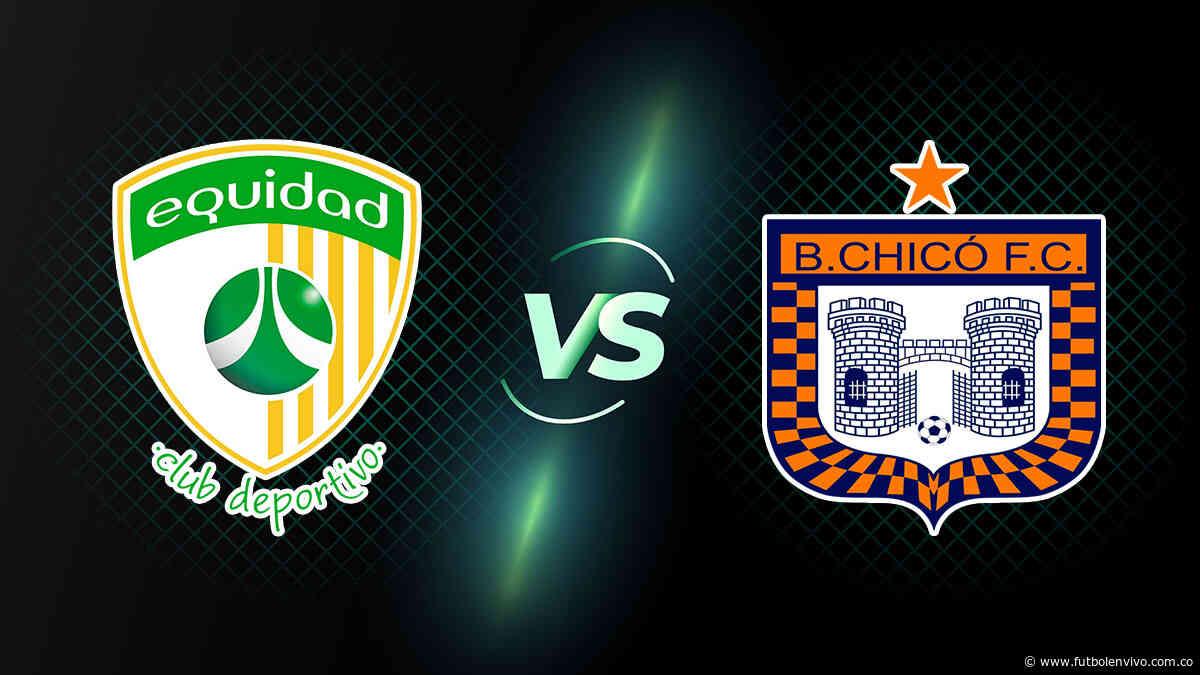 La Equidad vs Boyacá Chicó EN VIVO: ver partido por Liga BetPlay ONLINE - Fútbol en vivo