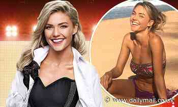 Sam Frost reveals that stripping down forThe All New Monty was a 'rollercoaster' of emotions