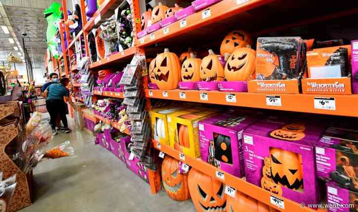 CDC issues Halloween 2020 guidelines, color-coded coronavirus risk map