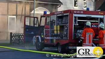 Feuerwehren in der Sassenburg erhalten 40.000 Euro zusätzlich - Gifhorner Rundschau