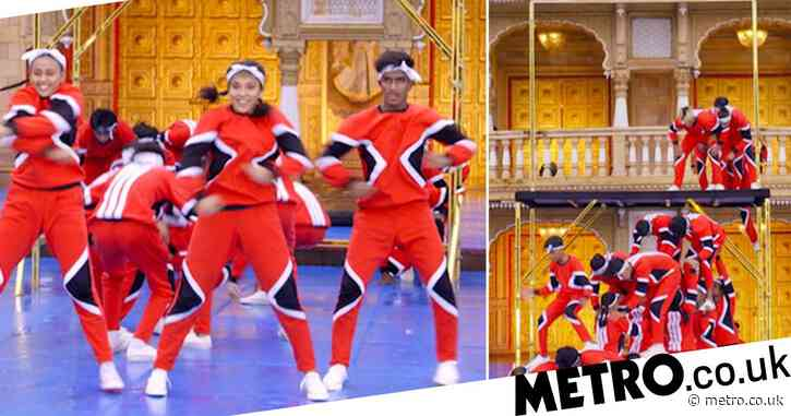 Britain's Got Talent first look: X1X Crew have judges in awe with death-defying act performed from India