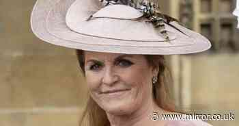 Sarah Ferguson's heartfelt tribute to mother on anniversary of car crash death