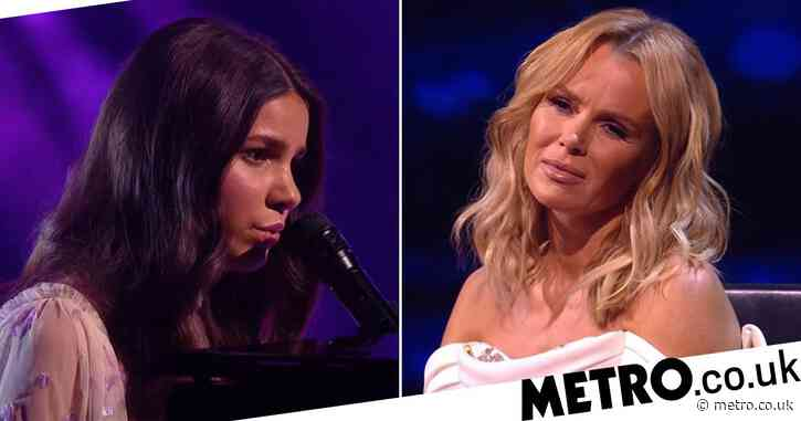 Britain's Got Talent first look: Blind singer Sirine Jahangir moves judges with emotional performance