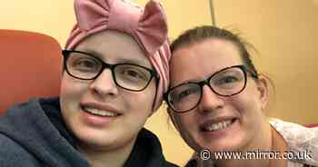 'I survived cancer - but now I have to help daughter beat same disease'