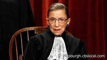 Justice Ruth Bader Ginsburg Remembered In Pennsylvania As Gov. Wolf Orders Flags To Half-Staff