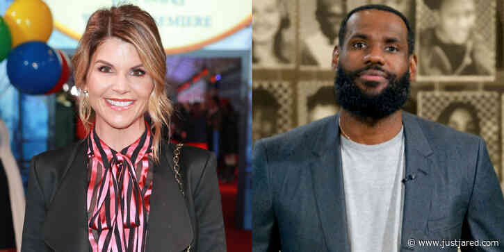 LeBron James Reacts To Lori Loughlin Getting To Choose Her Own Prison