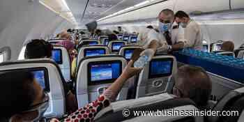 Even more evidence shows the coronavirus spreads easily on long plane flights - Business Insider - Business Insider