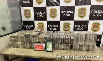 Polícia Civil apreende 280 tabletes de cocaína em Salto - Jornal Periscópio