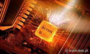 Ryzen 4000? O salto é tal… Que vamos diretamente para os Ryzen 5000! - Leak