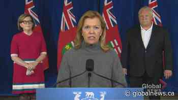 Coronavirus: Elliott says province 'actively working' to expand lab capacity | Watch News Videos Online - Globalnews.ca