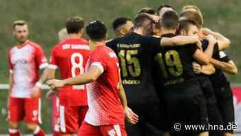 Fußball-Hessenliga: KSV Baunatal gegen Spitzenreiter Dreieich unter Druck - hna.de
