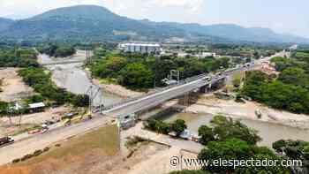 Gobierno inaugura puente que comunica Aguazul con Yopal - El Espectador