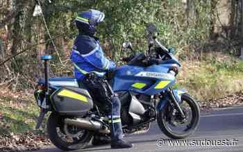 Saint-Perdon (40) : un automobiliste contrôlé à 171 km/h au lieu de 110 - Sud Ouest