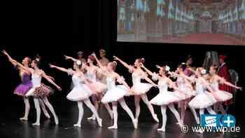 Olpe: 130 junge Ballerinnen schweben durch die Stadthalle - WP News