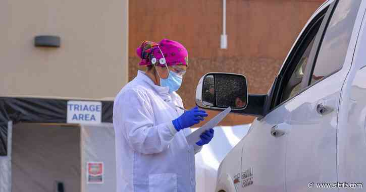 Utah's coronavirus cases again top 1,000, with three deaths