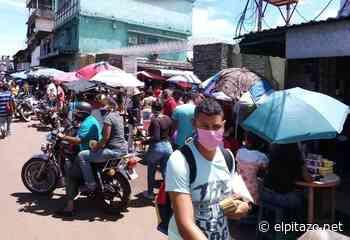 Amazonas | Centro de Puerto Ayacucho luce abarrotado en la semana radical - El Pitazo