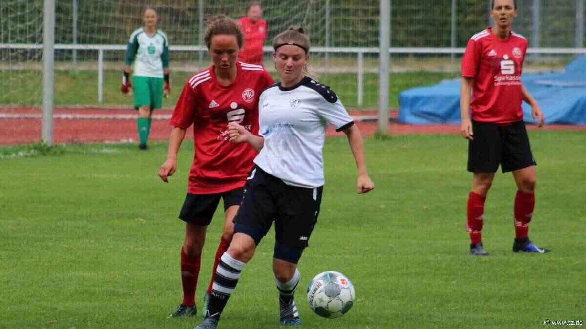 """Dießens Frauen überzeugen mit """"Vollgasfußball"""" beim TSV Ottobeuren - tz.de"""