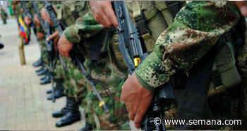 Policarpa, Nariño, bajo fuego cruzado y órdenes de los grupos armados - Semana