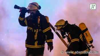 Hamburg: Mehrere Explosionen und Großbrand in Lagerhalle