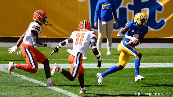 Pitt Overcomes Missteps, Beats Syracuse 21-10