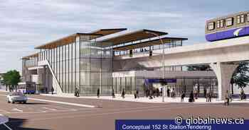 TransLink unveils possible Surrey SkyTrain station designs, launches new consultations