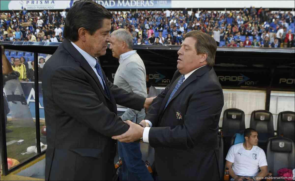 Miguel Herrera sale a la defensa de Luis Fernando Tena | El Universal - El Universal