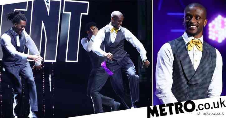 Britain's Got Talent judges send Magical Bones through to the final