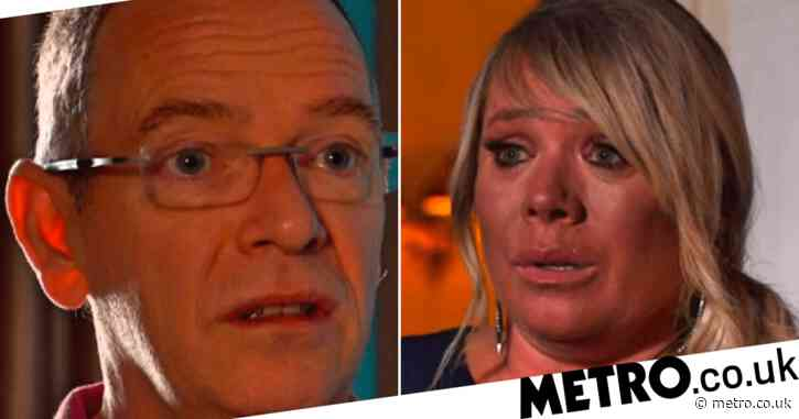 EastEnders spoilers: Furious Sharon Watts fights back at Ian Beale