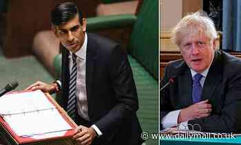 Dishy Rishi gets tough: Chancellor plans to FREEZE benefits and state pay