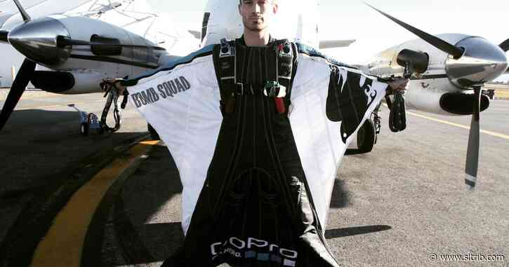 Wingsuit flyer from Utah killed in crash in Switzerland