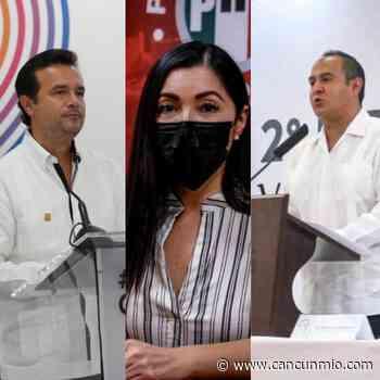 Respalda @CandyAyuso trabajo de presidentes municipales de Isla Mujeres y Cozumel - Cancún Mio