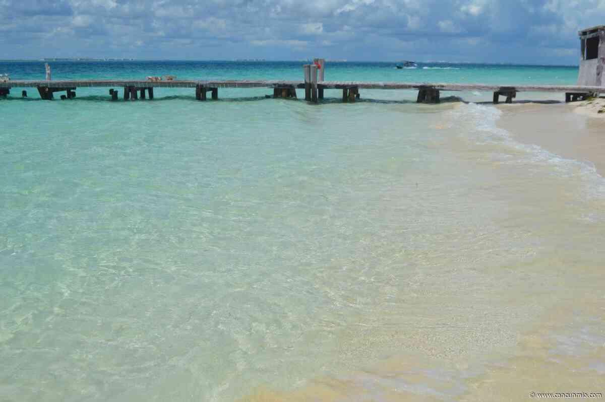 Mantienen limpieza en playas de Isla Mujeres - Cancún Mio